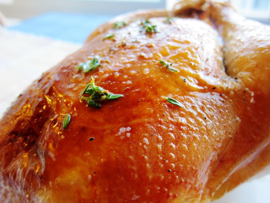 Thomas Keller's Last Meal: Roast Chicken